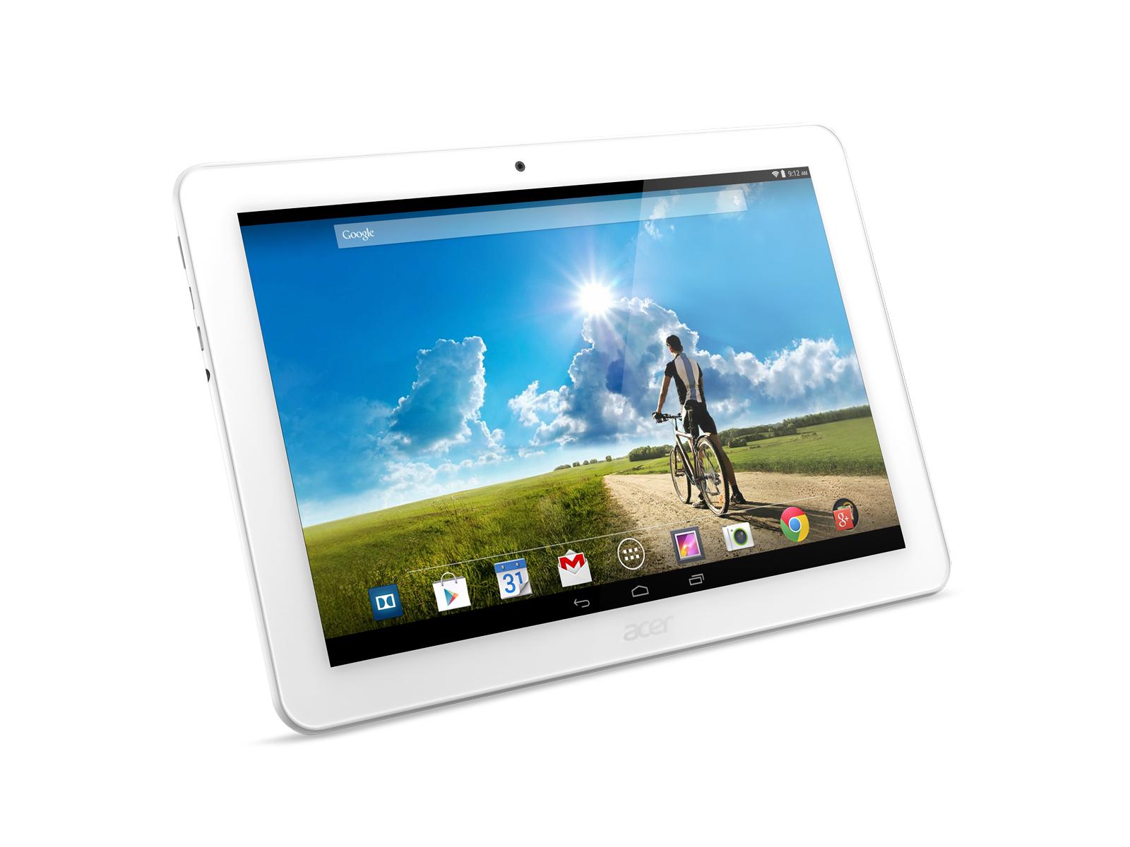 Acer Iconia Tab 10 A3-A20 táblagép teszt