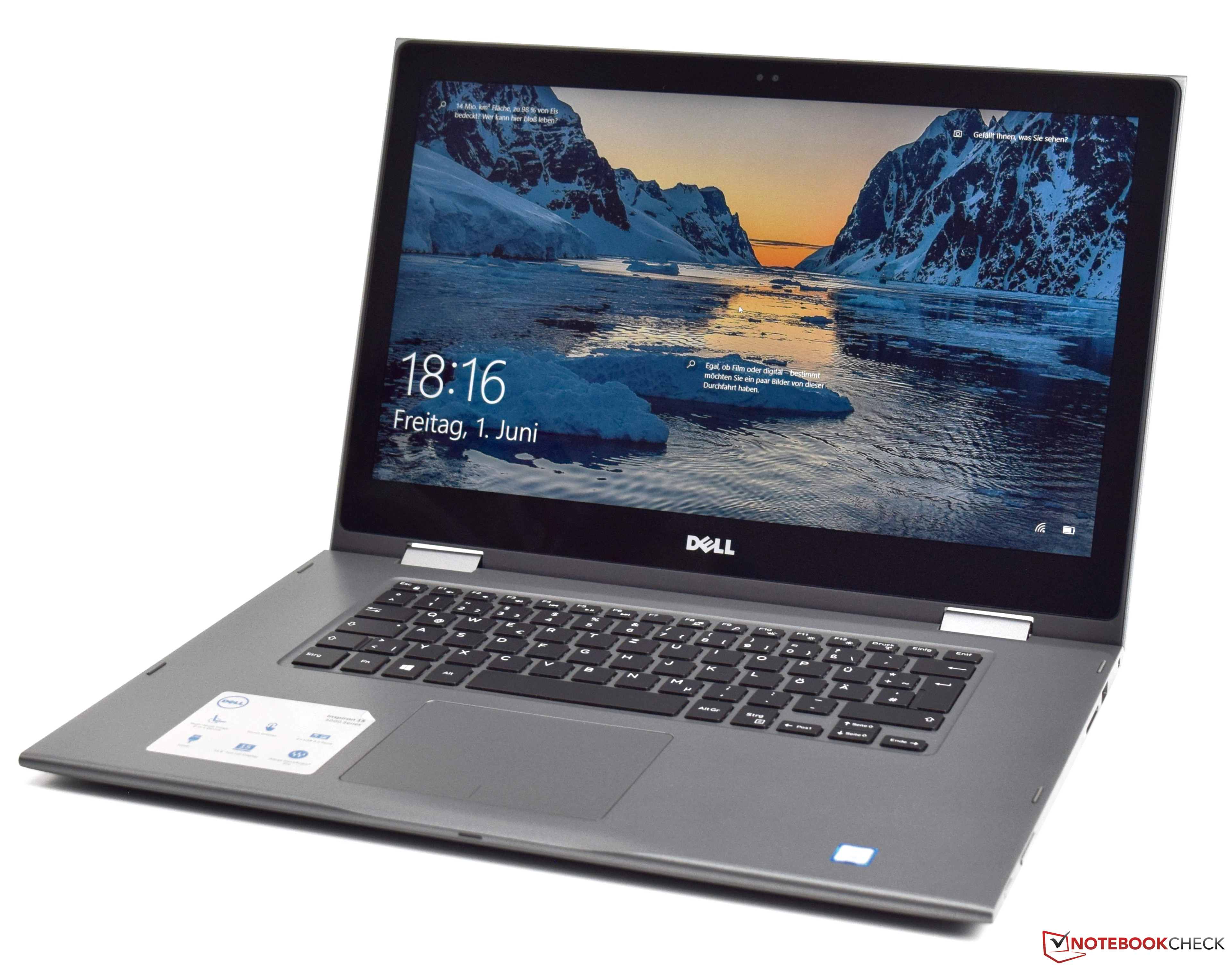 Dell Inspiron 15 5579 (i5-8250U, SSD, IPS, Touch