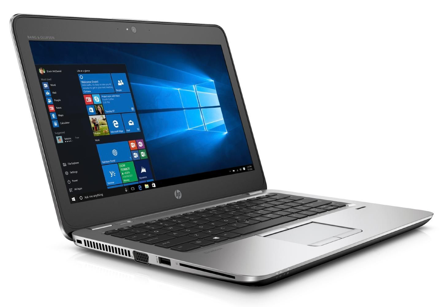 HP EliteBook 820 G4 7500U FullHD Notebook rvid rtkel