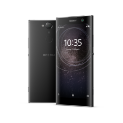 We are testing the Sony Xperia XA2. Test unit provided by notebooksbilliger.de