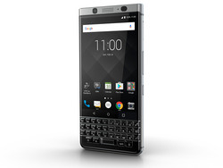 Review: The BlackBerry KEYone Test unit provided by TCL Germany.