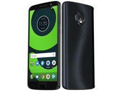 In review: The Motorola Moto G6 Plus. Review unit courtesy of Motorola Germany.