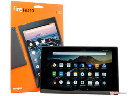 Reviewed: Amazon Fire HD 10 (2017)