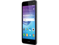 In review:: Huawei Y6. Test model provided by Huawei Germany.