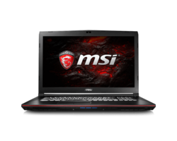 In review: MSI GP72VR Leopard Pro. Test model provided by MSI US