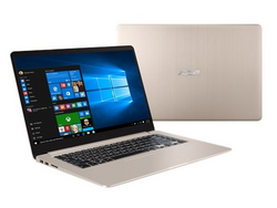 In review: Asus VivoBook S15 S510UA. Test model provided by Computer Upgrade King. Use coupon code NBC50Off to shave off $50 USD for a final price of $749 USD