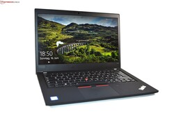 Lenovo ThinkPad T490-20N2004EGE laptop rövid értékelés. Test device courtesy of notebooksandmore.de.