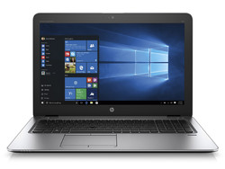 In review: HP Elitebook 850 G3. Test model courtesy of HP Germany.