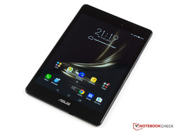 In review: Asus ZenPad 3 8.0 (Z581KL). Test model courtesy of Asus Germany.