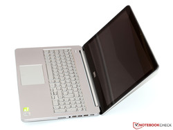 Inspiron 15-7537: well-built