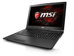 In review: MSI GL62M 7RD-077. Test model provided by Cyberport.de