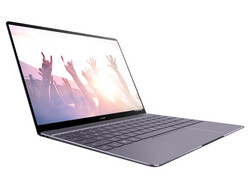 The Huawei MateBook X - provided by notebooksbilliger.de