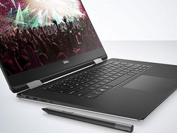 In review: Dell XPS 15 9575 Core i5-8305G