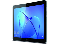 In the test: Huawei MediaPad T3 10. Test unit provided by Huawei Germany.