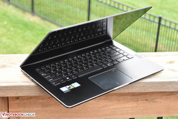 In review: Asus Zenbook Pro UX550VE. Rreview unit courtesy of XOTIC PC