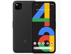 In review: Google Pixel 4a. Test device provided by: Google Germany