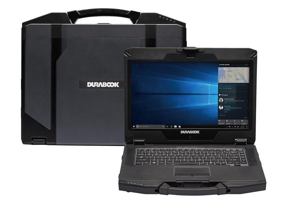 Durabook S14I - Notebookcheck Magyarország