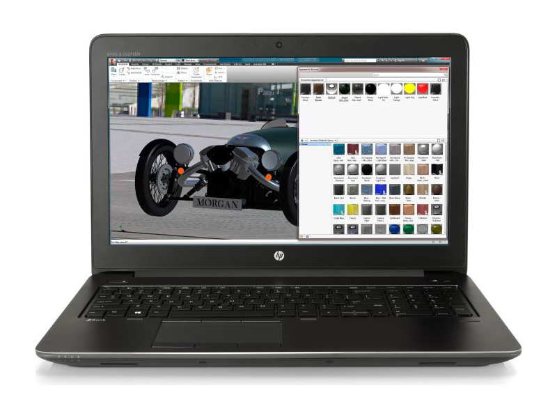 51976c40d2b2 HP ZBook 15 széria - Notebookcheck Magyarország